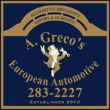 A Greco's European Automotive - Logo