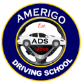 Amerigo Driving School logo