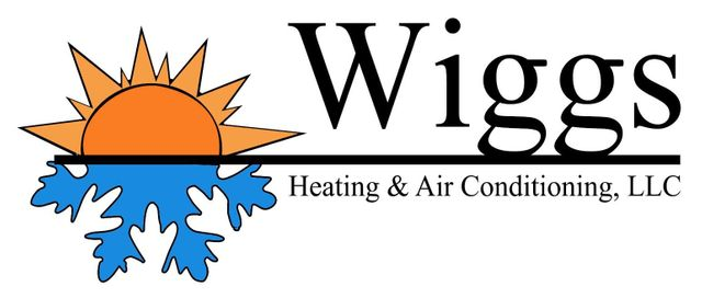 Wiggs Heating & Air Conditioning - Logo