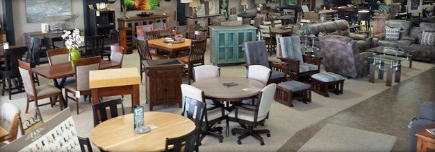 Variety of home and office furnishings
