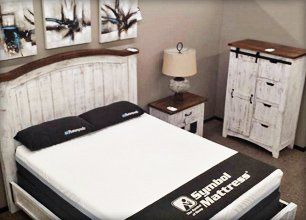 Rustic theme bedroom furniture