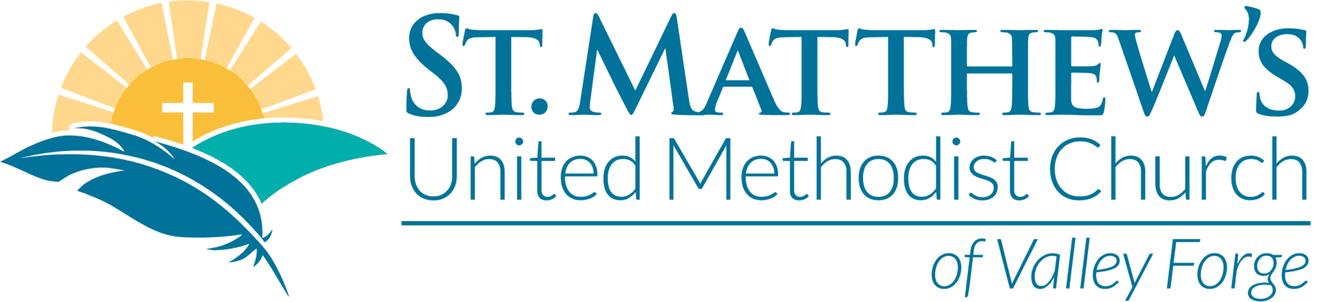 St. Matthew's United Methodist Church of Valley Forge - Logo
