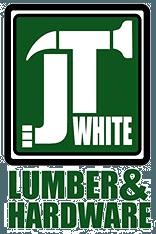 JT White Hardware & Lumber - logo