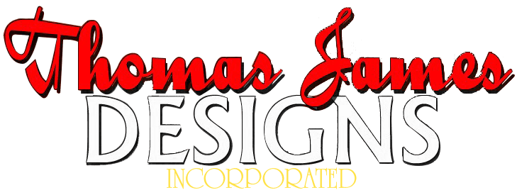 Thomas James Designs Inc - logo