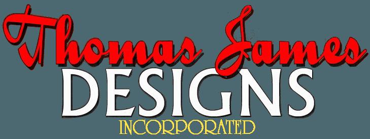 Thomas James Designs Inc - logo