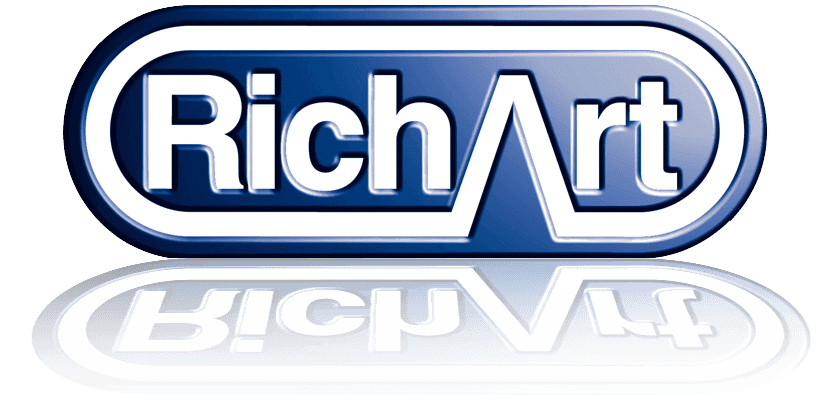 RichArt Graphics - Logo