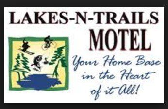 Lakes-N-Trails Motel - Logo