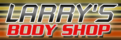 Larry's Body Shop - Logo