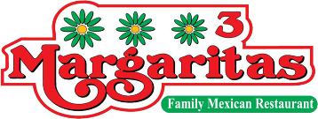 3 Margaritas Fort Collins - logo