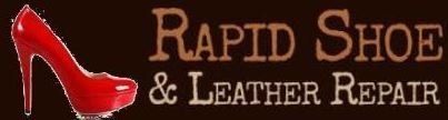 Rapid Shoe & Leather Repair - Logo