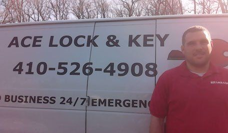 Ace Lock Amp Key Locksmith Services Baltimore Md