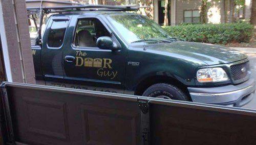 The door guy truck