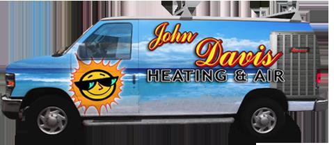 John Davis Heating & Air logo