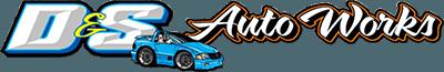 D & S Auto Works - Logo