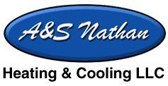 A & S Nathan Heating & Cooling LLC - Logo