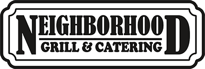 Neighborhood Grill & Catering - Logo