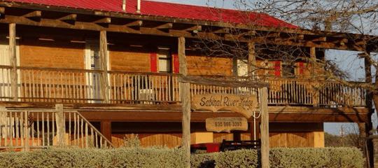 Sabinal cabin