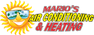 Mario's Air Conditioning and Heating, Inc. - Logo