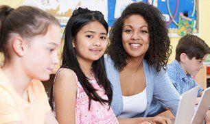 English tutoring program