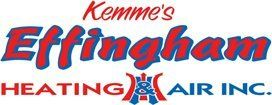 Kemme's Effingham Heating & Air Inc. logo