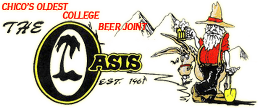 Oasis Bar and Grill - Logo