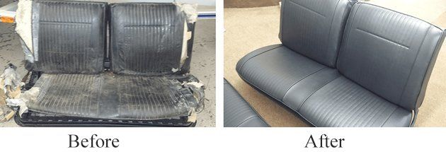 Auto Upholstery | Car Seat Covers | Rockford, IL
