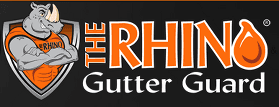 The Rhino gutter guard