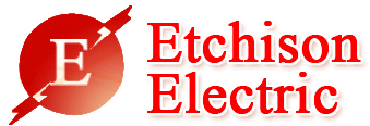 Etchison Electric, Heat and Air - Logo