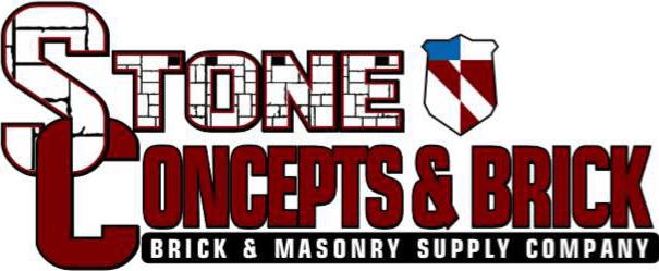 Stone Concepts & Brick - logo
