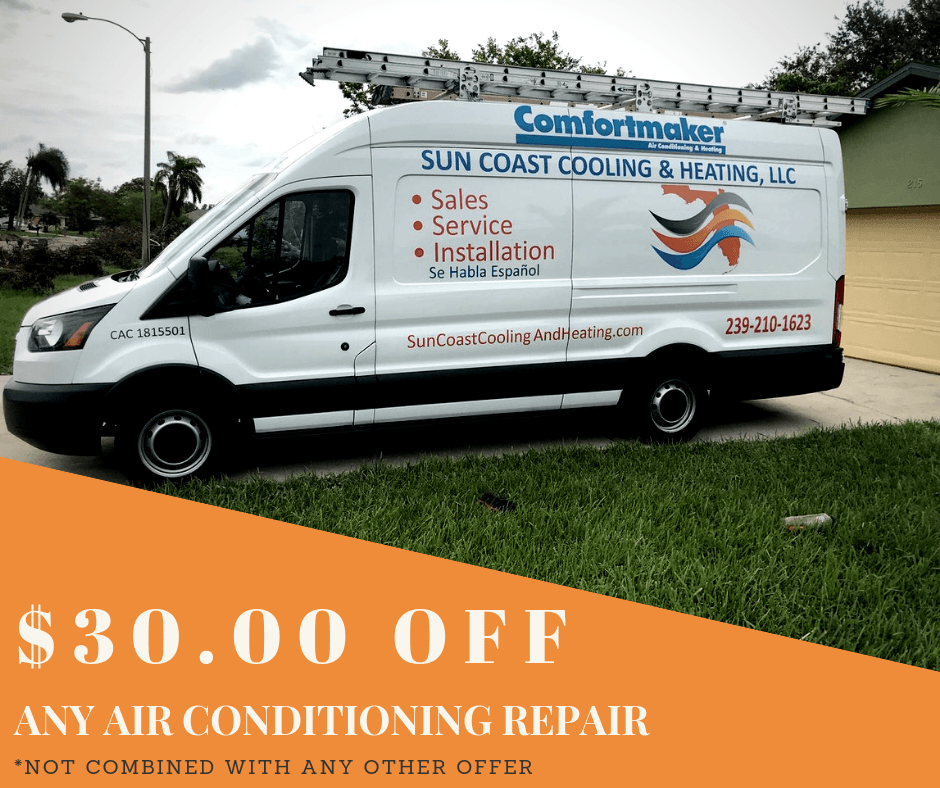 Air Conditioning Service Fort Myers Fl Ac System Repair