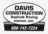 Davis Construction Company of Portage - Logo