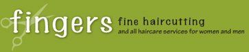 Fingers Fine Haircutting Inc - logo