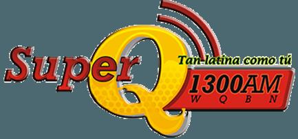 Super Q 1300AM WQBN logo