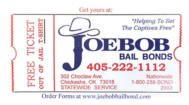 Bail Bond Services | Traffic Bonds | Chickasha, OK