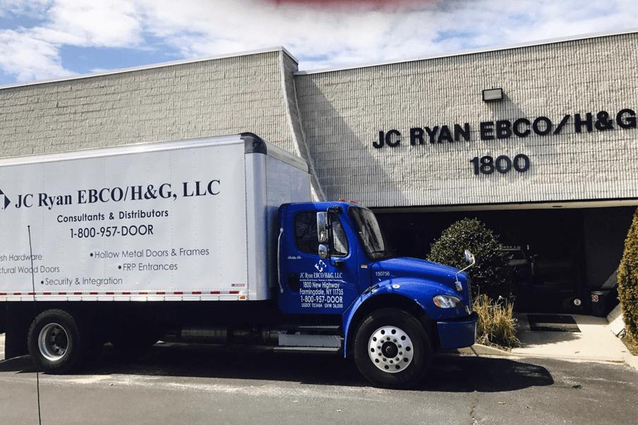 JC Ryan truck