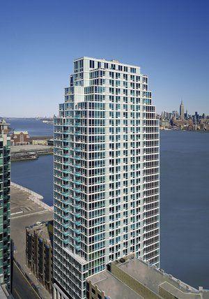 The Aquablu Apartment Bldg Jersey City, NJ