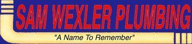 Sam Wexler Plumbing, Inc - Logo