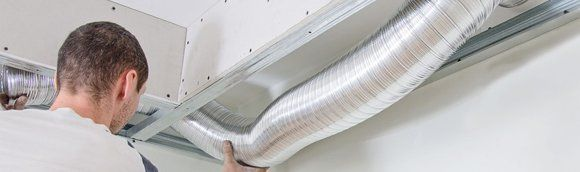 Maintenance of air duct