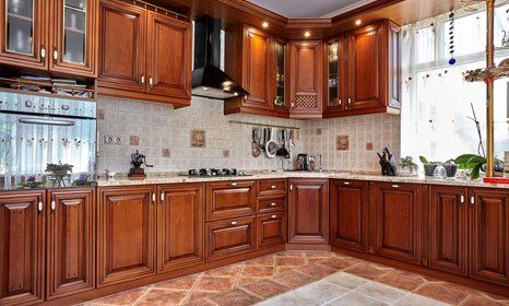 Beautiful Countertops. Beautiful Cabinets