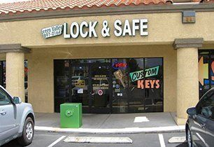 Green Valley Lock & Safe store exterior