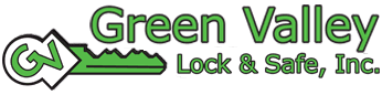 Green Valley Lock & Safe - Logo