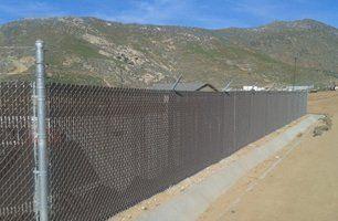 Kit Fox Habitat sign on fence
