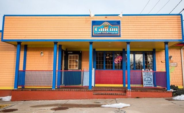 Cancun Family Mexican Restaurant Mexican Cuisine Kingston