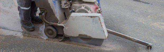 Concrete Cutting Slab Cutting St Louis Mo