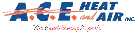 Ace Heat and Air Inc - Logo