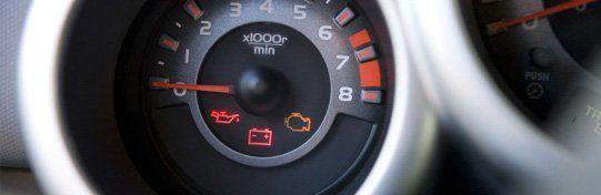 Check engine lights