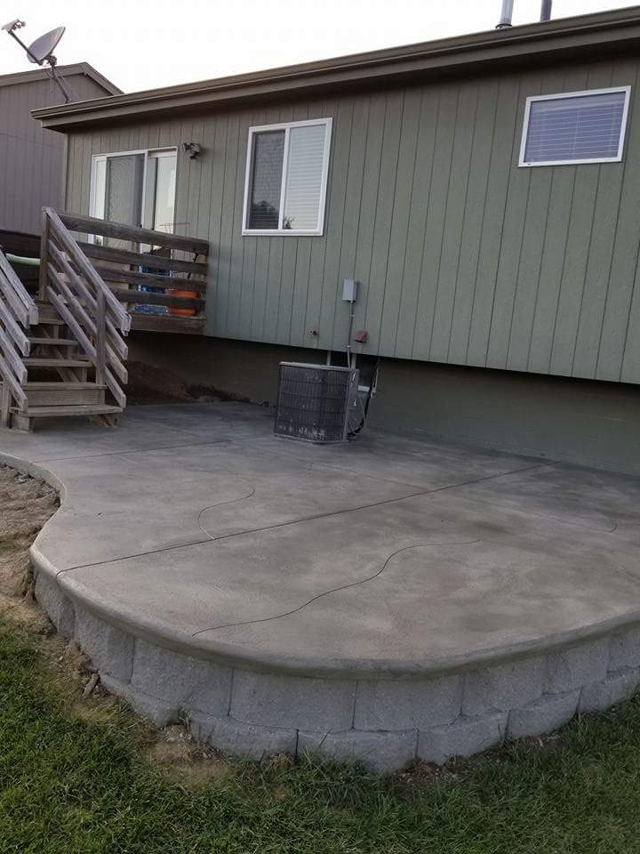 Get In Touch With JP Concrete Designs When Youu0027re Looking To Resurface Your Concrete  Patios. CTiu0027s Stone Classic System Is A State Of The Art Coating That ...