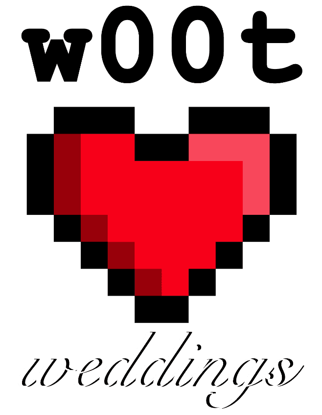 W00t Weddings - Logo