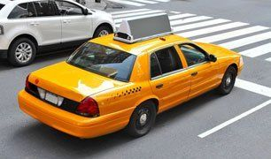 Reliable taxi services