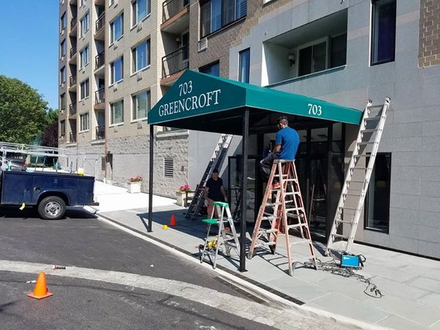 Citywide Awning Service Fabricator Of Awnings Canopies New York Ny